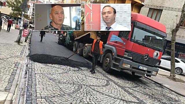 Muhtardan Kartal Belediye Başkanı'na yanıt: Köprüden atla desem atlayacak mı?