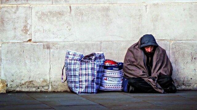 450 evsiz hayatını kaybetti