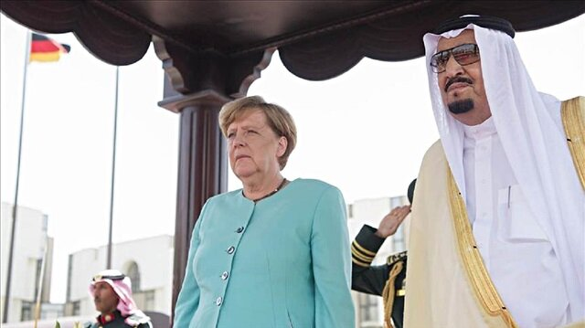 Germany stops arms exports to Saudi Arabia