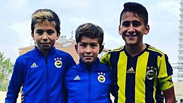 Rüştü Reçber'in oğlu Fenerbahçe'ye transfer oldu