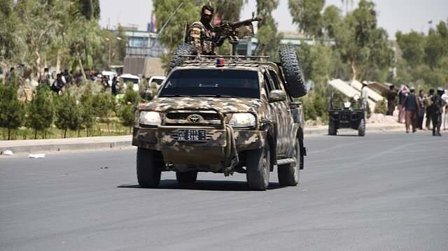 US general confirmed wounded after Afghanistan shooting