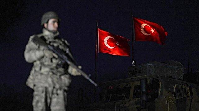 Eighteen terrorists 'neutralized' in Turkey in a week