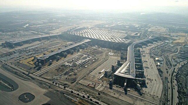 İstanbul Yeni Havalimanı ilkleriyle tarihe geçecek