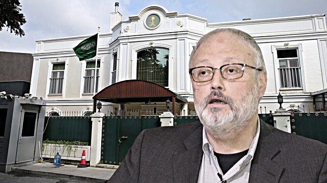 Cemal Kaşıkçı, 2 Ekim'de girdiği Suudi Başkonsolosluk binasından bir daha çıkamamıştı.n