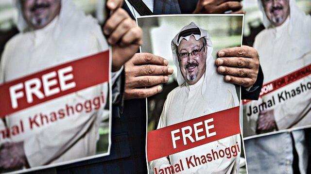 Cemal Kaşıkçı 2 Ekim'de girdiği Suudi Arabistan'ın İstanbul Başkonsolosluğunda öldürüldü ve Riyad yönetimi 'muhalif gazeteci' cinayetini resmen kabul etti.