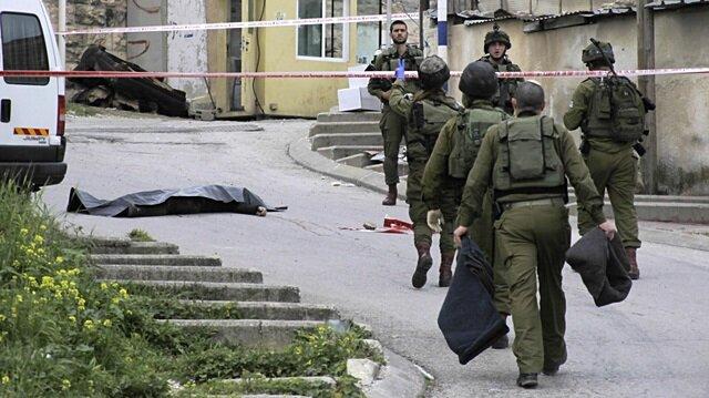 İşgalci İsrail El Halil'de Filistinli genci şehit etti