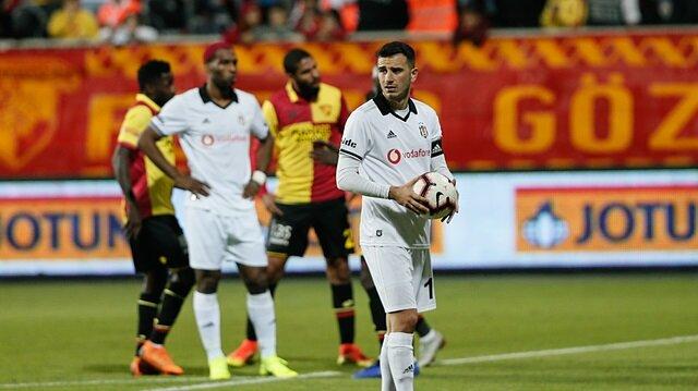 Tümer Metin'den Beşiktaşlı futbolcuya: Kaptana böyle bakamazsın