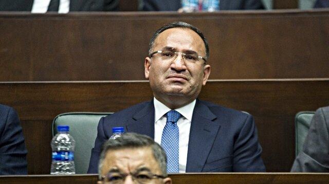 Erdoğan konuştu Bozdağ ağladı: Yol arkadaşımı feda edemem