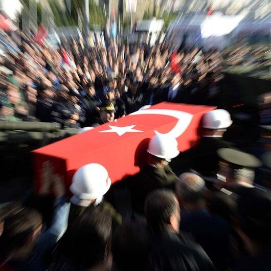 Mardin'de çatışma: Bir askerimiz şehit oldu