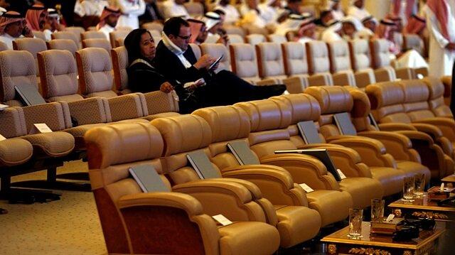 'Kaşıkçı' boykotu: 'Çöldeki Davos'ta sandalyeler boş kaldı