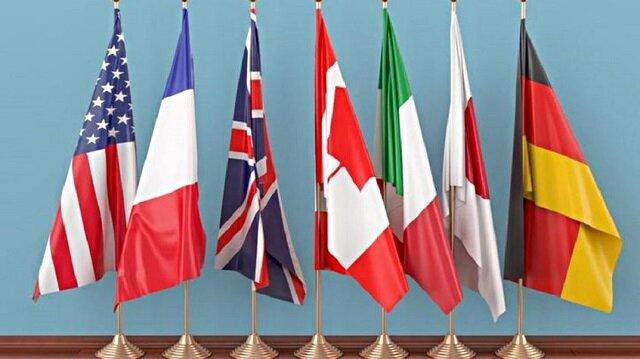G7'den Kaşıkçı soruşturmasından inandırıcılık beklentisi