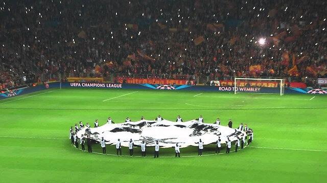 Şampiyonlar Ligi Burak Yılmaz'ın golünü hatırlattı