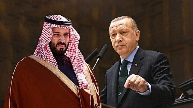 Erdoğan'dan Prens Bin Selman açıklaması…