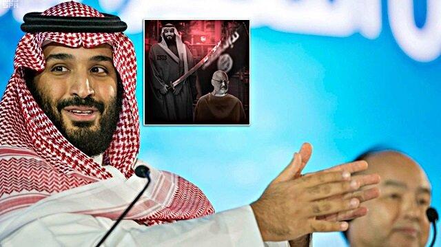 Future Invesment Initative'in internet sitesi hacklendi ve sitenin ana sayfasına elindeki kılıç ile Cemal Kaşıkçı'yı öldüren Veliaht Prens Selman'ın fotoğrafı koyuldu.