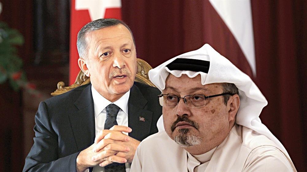 Cumhurbaşkanı Erdoğan ve Cemal Kaşıkçı