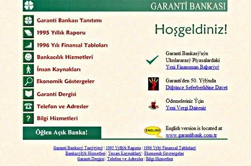 Garanti Bankası - 1997