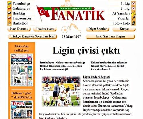 Fanatik - 1997