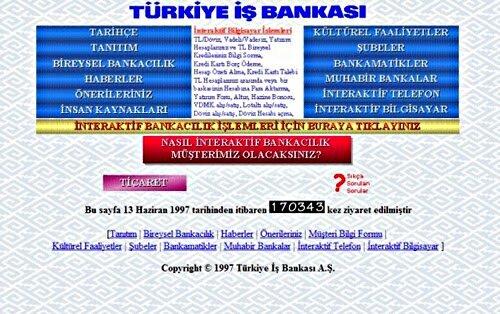 Türkiye İş Bankası - 1998