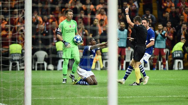 Galatasaray-Schalke: 0-0
