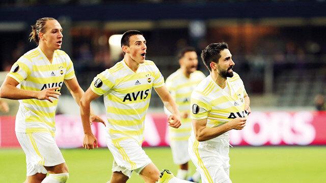 Fenerbahçe pes etmedi: 2-2