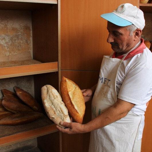 Bu ekmeğe fırıncılar bile şaştı