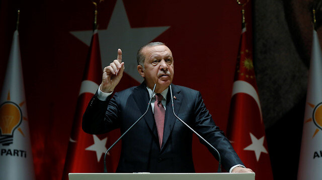 Constitutional committee for Syria needed as soon as possible: Turkey's Erdogan