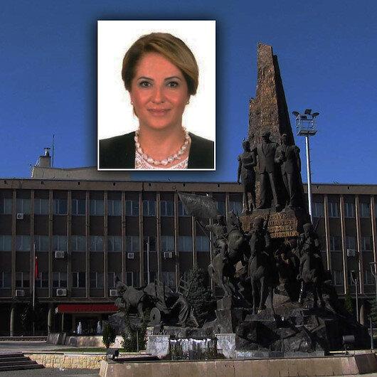 Uşak'ın ilk kadın valisi Funda Kocabıyık oldu