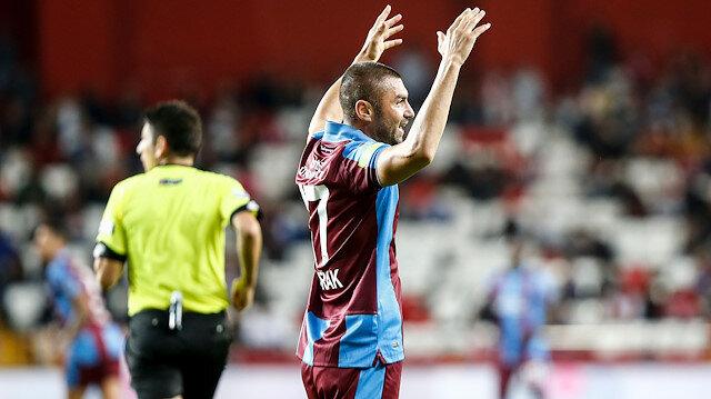 Antalyaspor-Trabzonspor: 1-1