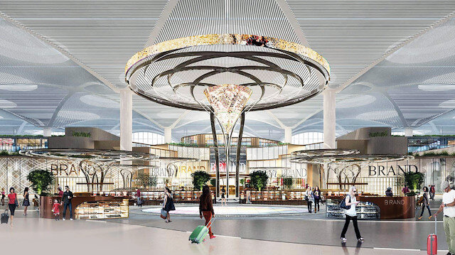 Türkcell ve Huawei güçlerini birleştirerek yeni havalimanının dijital alt yapısını kurdu