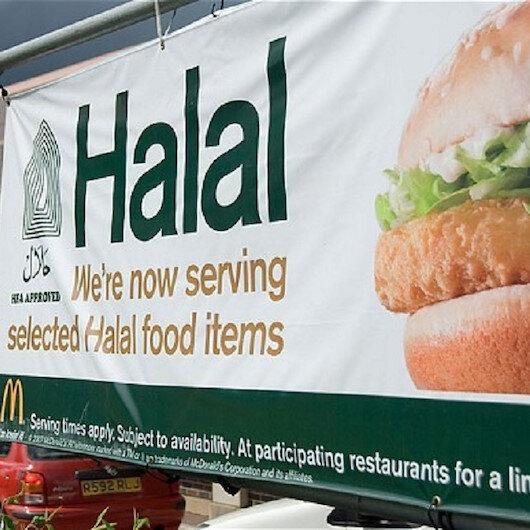 """المنتجات """"الحلال"""" تلقى إقبالا في المجتمعات غير المسلمة"""