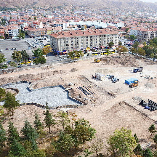 Aksaray'a dev kültür projesi
