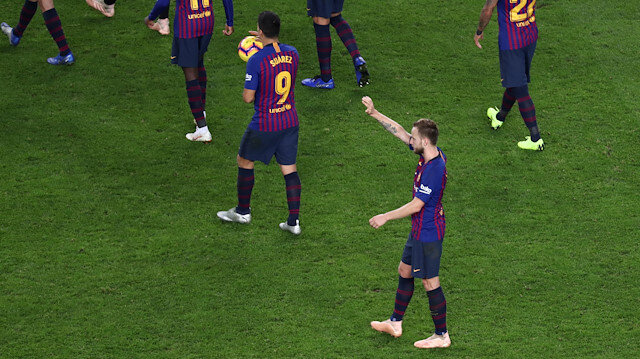 Barcelona El Clasico'da Real Madrid'i dağıttı