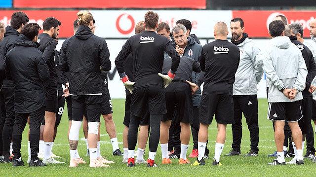 Beşiktaş'ın ligde süre alamayan transferi