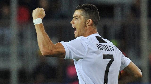 Ronaldo'nun golleri galibiyeti getirdi