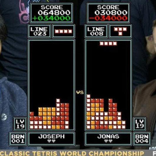 Dünyanın en iyi tetris oyuncusu belli oldu
