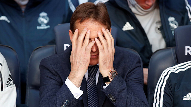 Real Madrid'de Lopetegui kovuldu