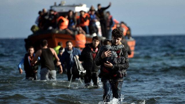 Düzensiz göçmenler (Arşiv)