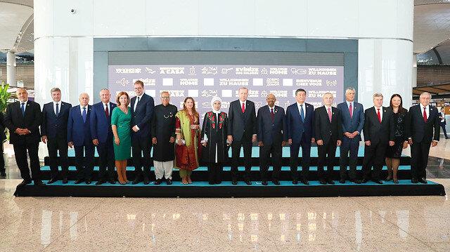 erdoğan açılışta bulgar başbakan ile ilgili görsel sonucu