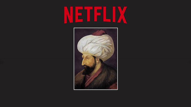 Netflixten Osmanlı Dizisi