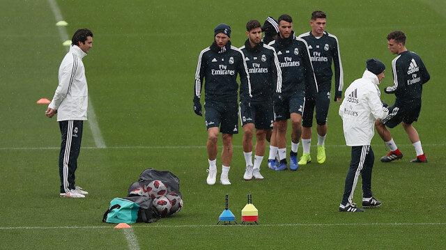 Real Madrid'in yıldızları Conte'yi engellemek istiyor