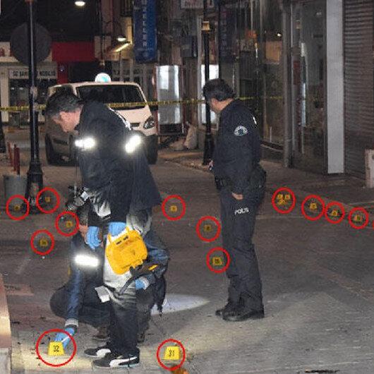 İki grup sokak ortasında çatıştı: Polis saya saya bitiremedi