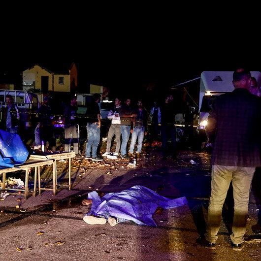 Antalya'da sır cinayet: Çorapçı semt pazarında öldürüldü