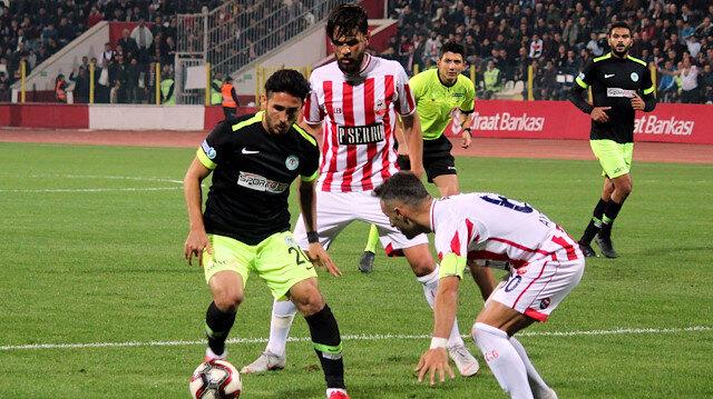 Kahramanmaraşspor Konyaspor'u kupadan eledi
