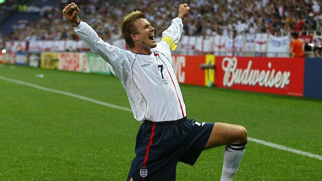 David Beckham'ın kramponlarındaki bilinmeyen sır