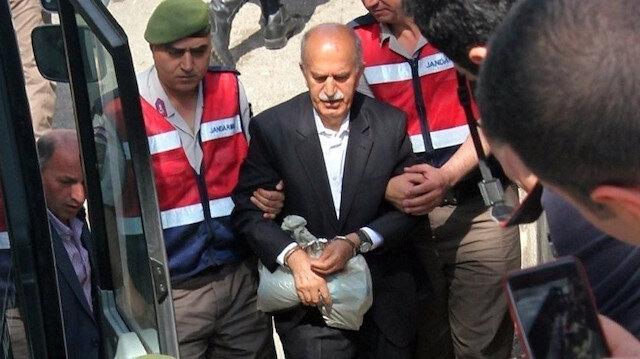 Bursa eski Valisi Harput'un ev hapsinin kaldırılması talebine ret