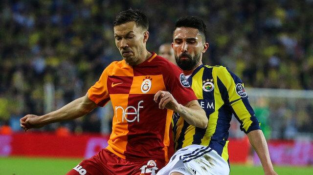 Spor Toto Süper Lig'de Galatasaray kendi evinde Fenerbahçe ile karşılaşıyor