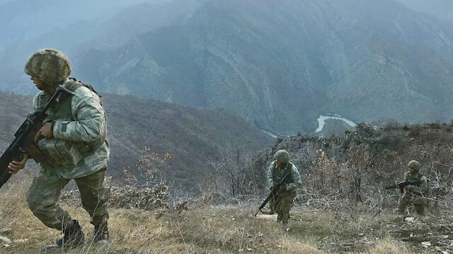 PKK'nın Gabarsorumlusu paket