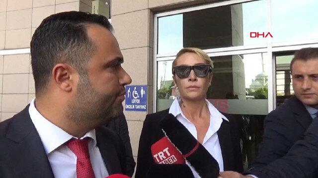 Ahmet Kuraldan şikayetçi olan Sıla adliye çıkışı konuştu
