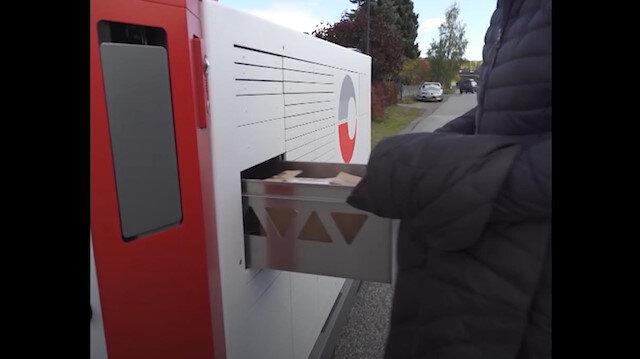 Postacı robot