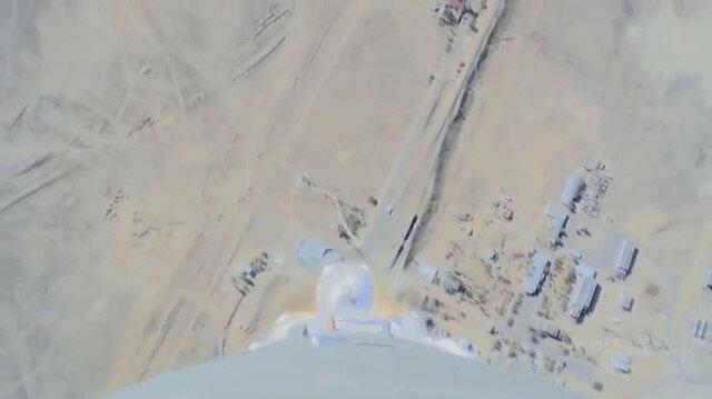 Ruslar infilak eden Soyuz roketinin görüntülerini yayınladı